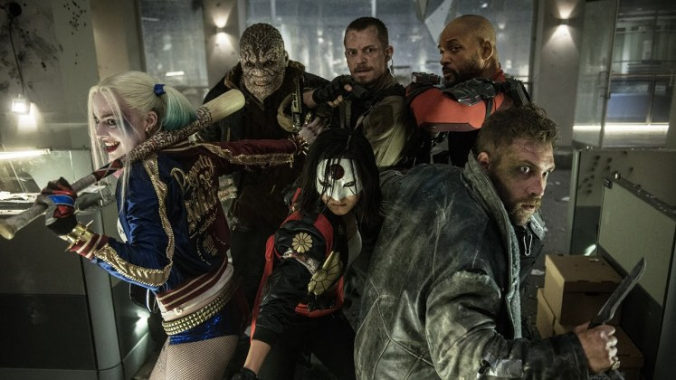 Suicide Squad International Trailer 3