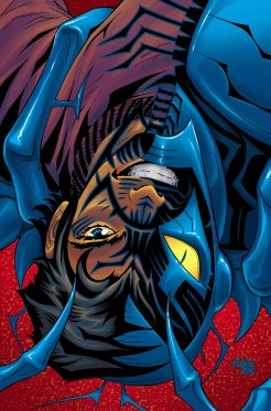 BLUE BEETLE REBIRTH #1