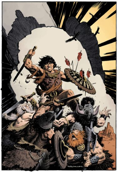Conan the Slayer #1 VARIANT