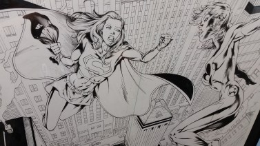 EXPO SUPERGIRL