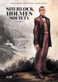 SHERLOCK HOLMES SOCIETY #1