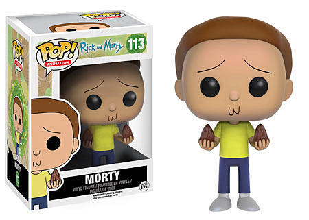 Ricky y Morty 01