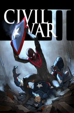 CIVIL WAR II #6 (OF 7)