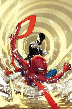 CIVIL WAR II AMAZING SPIDER-MAN #4 (of 4)