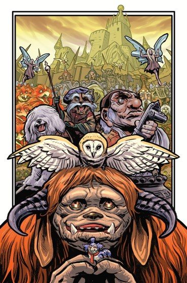 JIM HENSON'S LABYRINTH 30TH ANNIVERSARY SPECIAL #1