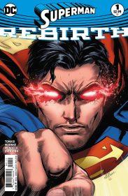 REBRTH SUPERMAN 1