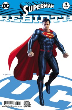 REBRTH SUPERMAN 7