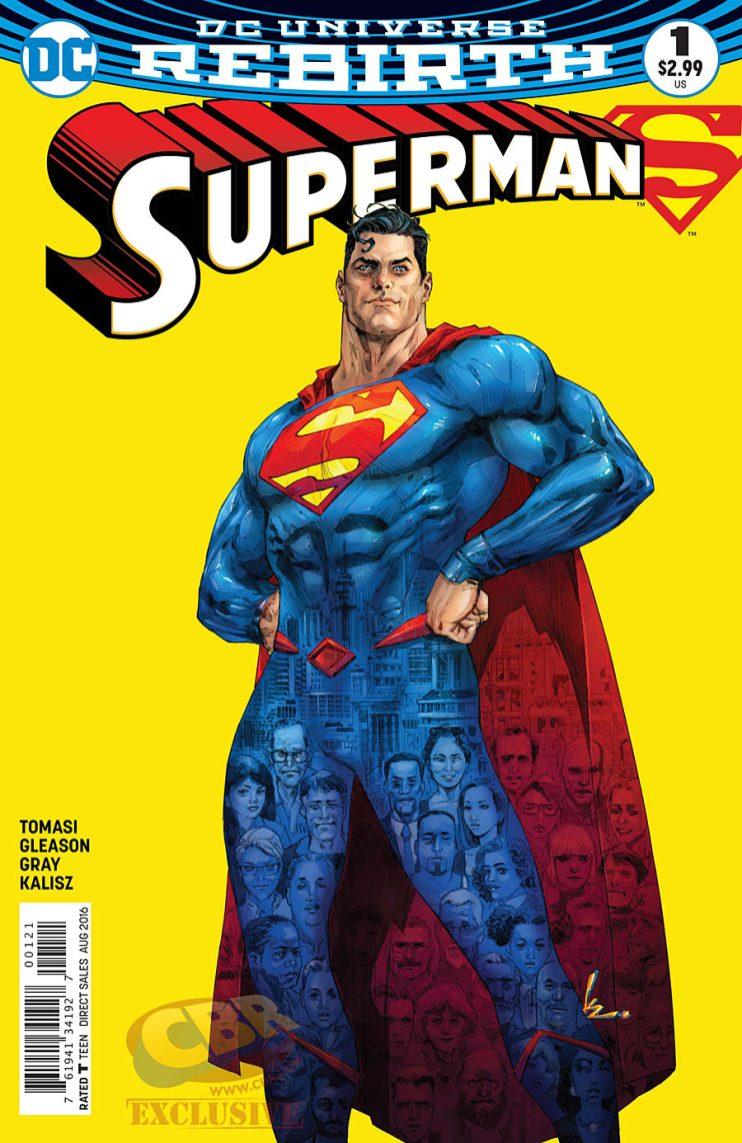 Superman#1- 5