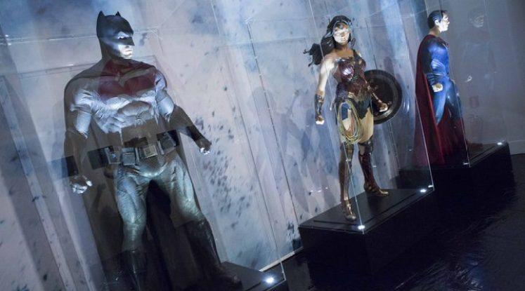 Exposición Universo DC