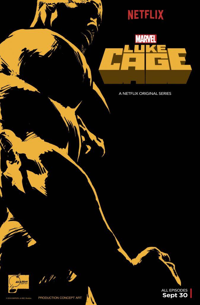 Luke Cage ComicCon