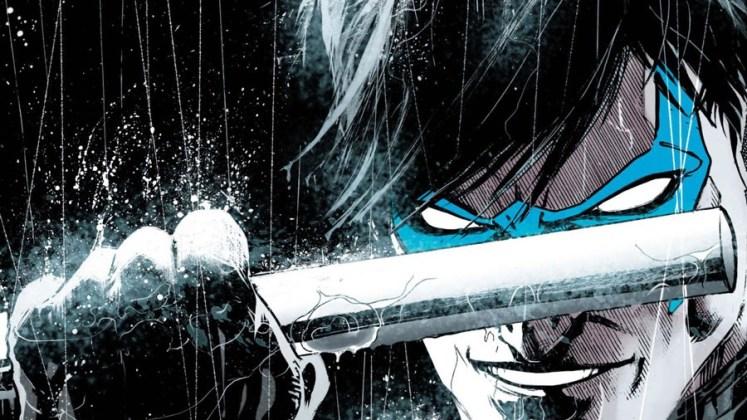PORTADA NIGHTWING REBIRTH #1 REALIZADA PORT