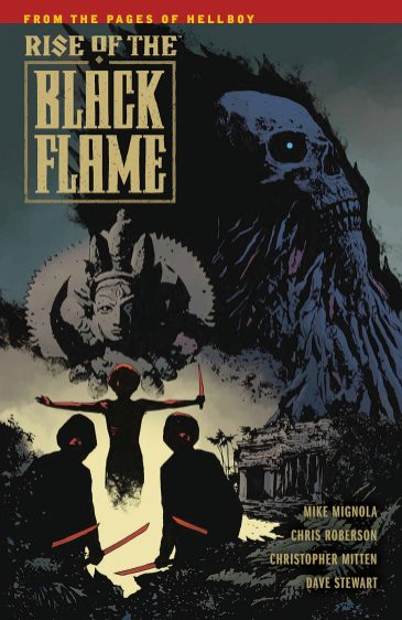 Rise of the Black Flame #1 (of 5)