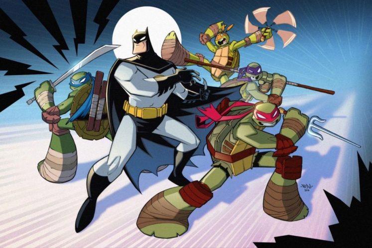 Batman Animated series/ TMNT