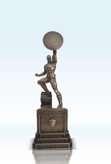 estatua miniatura