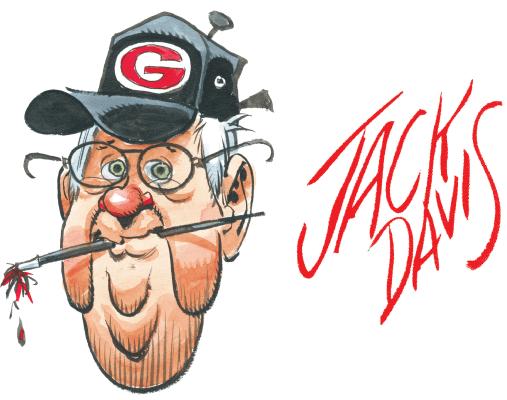 Homenaje a Jack Davis