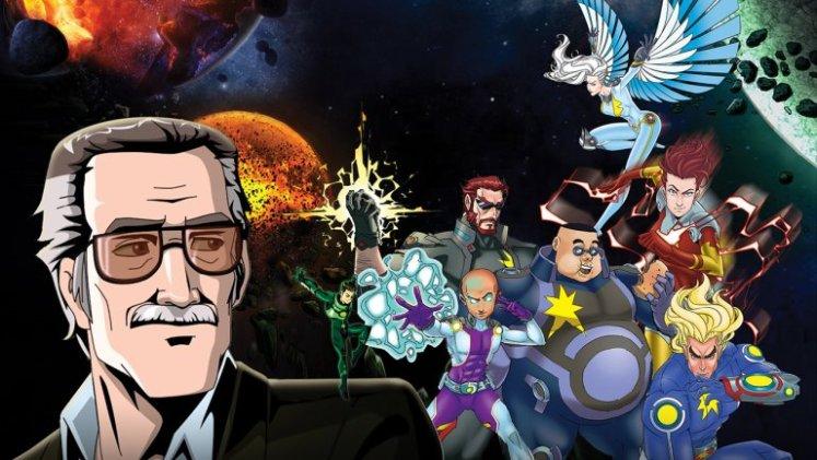 Stan Lee's Cosmic Crusaders