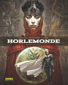 Horlemonde portada