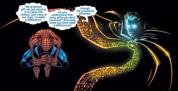 Marvel Saga: El Asombroso Spiderman #4. Felíz Cumpleaños