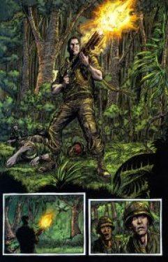 Marvel Saga: El Castigador#1. Nacimiento