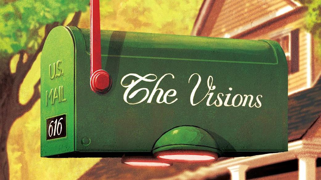 RESEÑA La Visión #1. Visiones del futuro, de Tom King y Gabriel Hernández  Walta - Tomos y Grapas