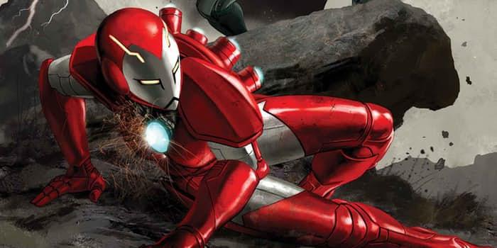 infimamous Iron Man