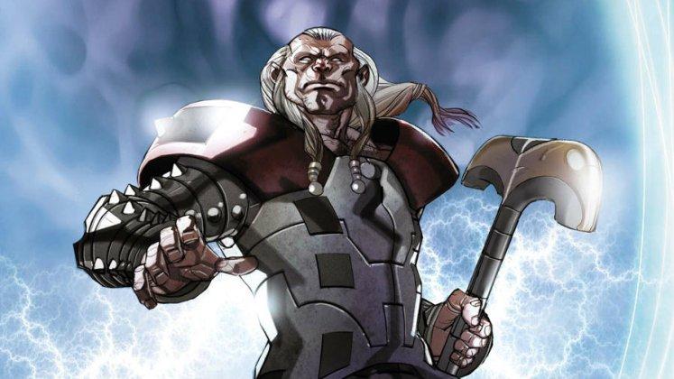 Marvel Deluxe. Thor #7 : Tanarus