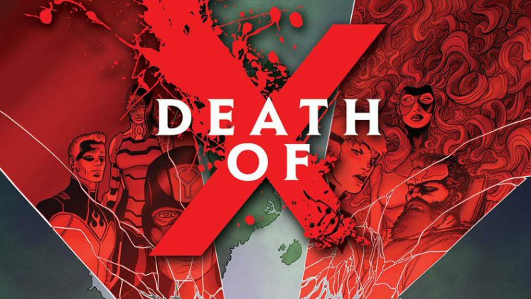 Death of X preview