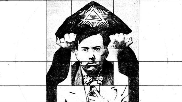 Aleister Crowley: Vagando por el páramo
