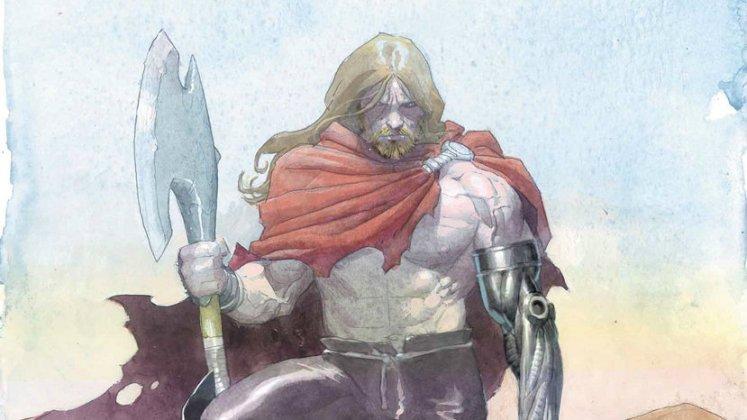 The Unworthy Thor Coipel