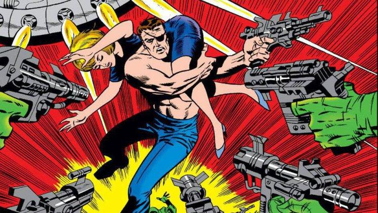 Nick Furia, Agente de S.H.I.E.L.D. El mejor Hombre