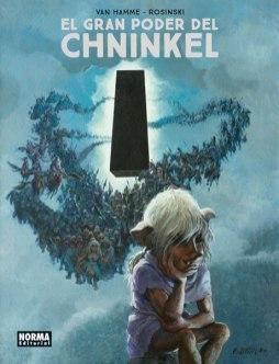 AUDIORESEÑA El Gran poder de Chninkel, de Van Hamme y Rosinski