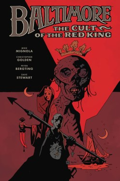 Baltimore #6. El Culto del Rey Rojo, de Mike Mignola, Christopher Golden y Ben Stenbeck
