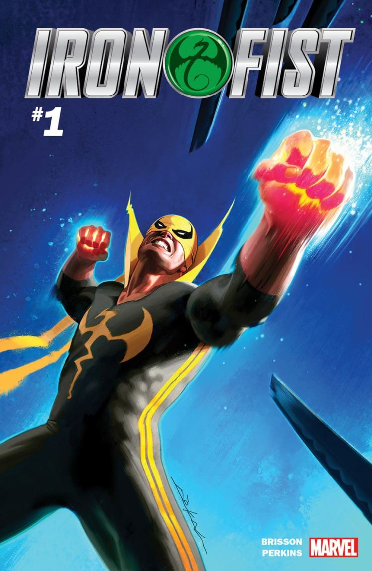 Marvel anuncia la nueva serie de Iron Fist