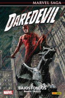 Marvel Saga. Daredevil #5. Bajos Fondos Guión: Brian Michael Bendis