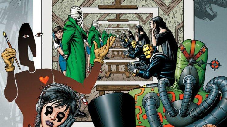 La Patrulla Condenada. Tomo1: Desde las Cenizas, de Grant Morrison y Richard Case