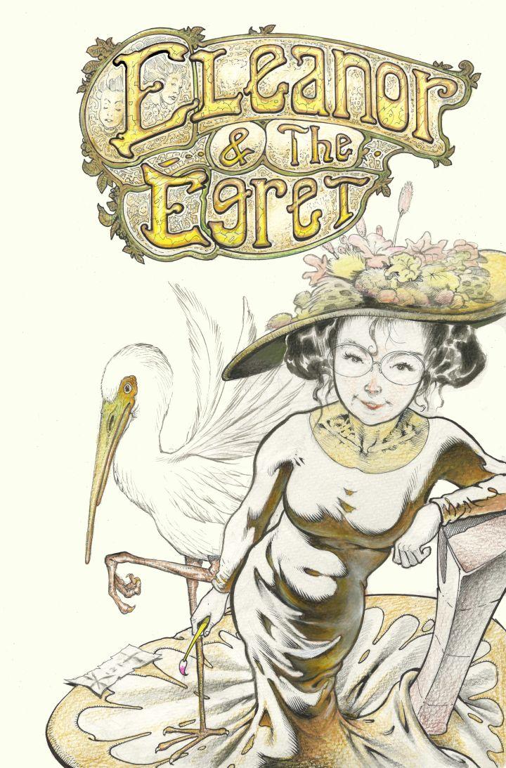 Eleanor and The Egret, nueva serie de John Layman y Sam Kieth