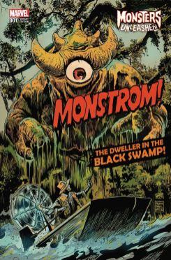 Monsters-Unleashed-1-Francavilla-Variant