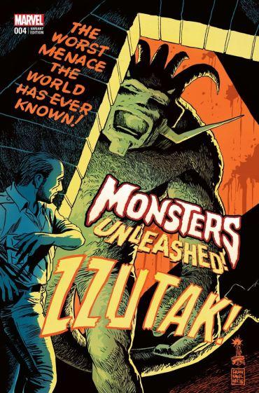 Monsters-Unleashed-4-Francavilla-Variant
