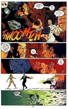 Otros mundos. Batman/Superman: Monstruos góticos