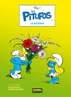 los-pitufos-la-pitufina-album-portada