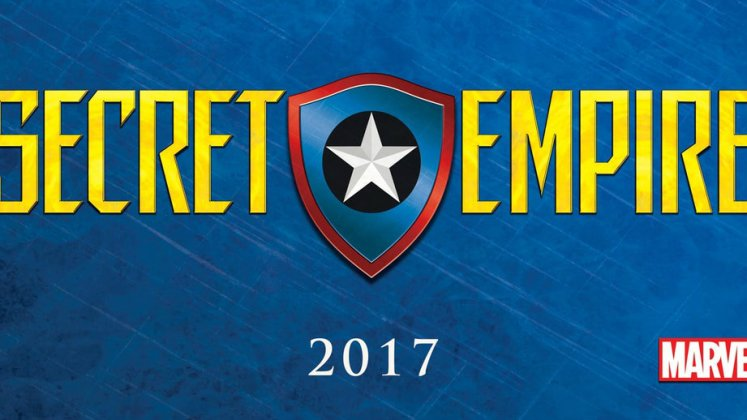 Secret Empire nuevo teaser de Marvel para 2017