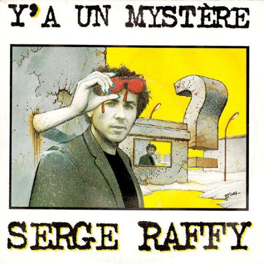 Enki Bilal Serge Raffy