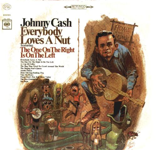 Jack Davis Johnny Cash