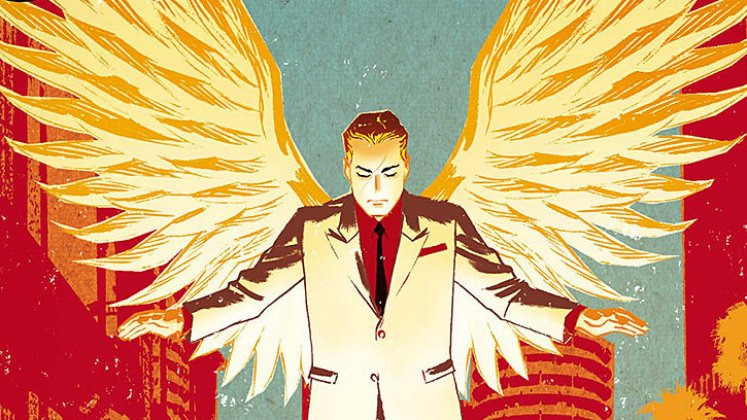 Lucifer #1. Cielo Frio, de Holly Black y Lee Garbett