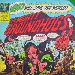 Neal Adams The Mighty Groundhogs