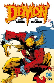 Demon#1 de Garth Ennis