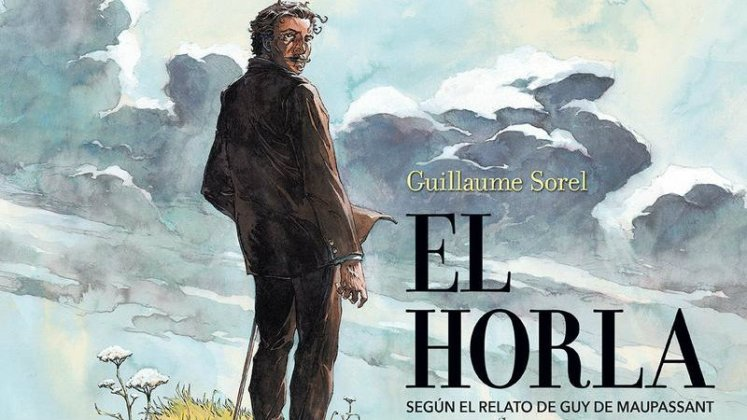 RESEÑA El Horla, de Guillaume Sorel