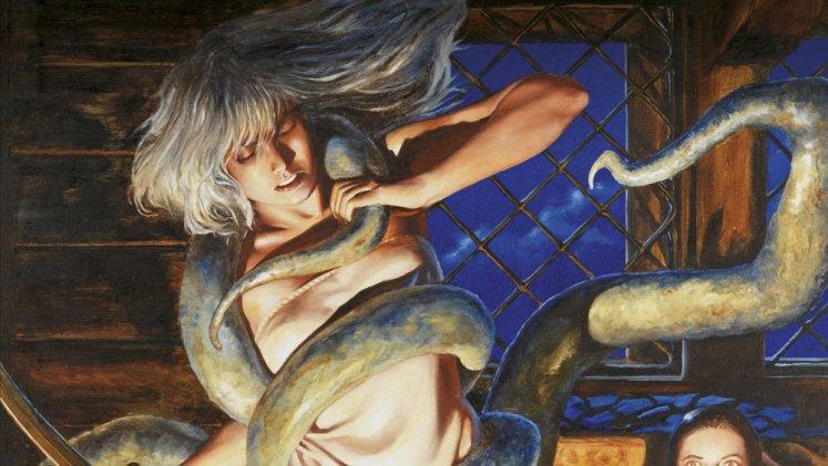 Marada: la mujer lobo, de Chris Claremont y John Bolton