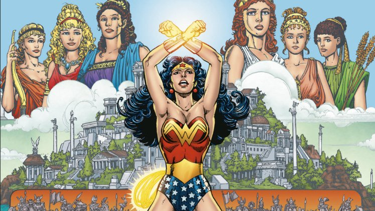 Wonder Woman de George Perez