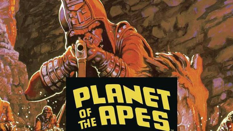NOTICIA 'El Planeta de los Simios' será publicado por Panini Y Aleta